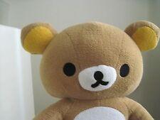 "Cute Big Brown TEDDY BEAR 19"" Plush Stuffed Animal"