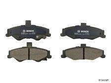 Disc Brake Pad Set fits 1998-2002 Pontiac Firebird  MFG NUMBER CATALOG