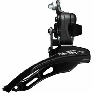 Shimano Tourney FD-TZ500 6/7 Speed MTB Bike Front Derailleur Top-Pull/Down Pull