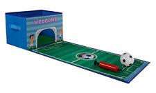 Pliable Boite à Jouet avec ETALER Tapis de jeu pour enfants - Football