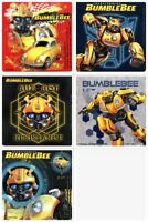 Bumblebee Stickers x 5 - Birthday Party Favours - Transformers Stickers Loot