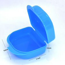 Dental Orthodontic Mouthguard Container Retainer Denture Storage Case big size