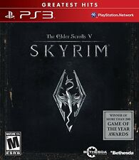 Elder Scrolls vs Skyrim Greatest Hits (PS3) *New,Sealed*