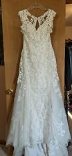Maggie Sottero Channing Rose Wedding Dress Size 16