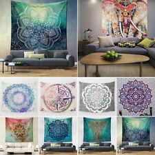 Large Indian Mandala Tapestry Wall Hanging Hippie Beach Yoga Mats Picnic Blanket