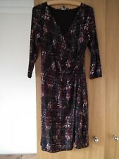 M&S PETITE COLLECTION women's wrap style dress - size12/14 - new with tags