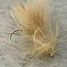 Trout Sedge Caddis, 3 Barbless Caddis Sz14, Trout Flies Fly Fishing,Caddis Flies