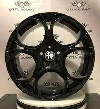 "KIT 4 Cerchi in lega Alfa Romeo Giulietta 18"" + PNEUMATICI 225/40R18 KENDA KR41."