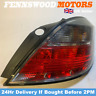 VAUXHALL ASTRA H MK5 DRIVER SIDE O/S RIGHT REAR TAIL LIGHT ASSY 5DR CLUSTER UNIT