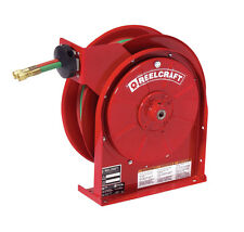 REELCRAFT TW5425 OLP 1/4 x 25ft, 200 psi, Gas Weld With Hose