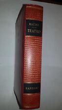 RACINE  TEATRO  Sansoni editore 1956