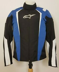 Alpinestars Moto GP Textile Motorcycle Bike Jacket Size M