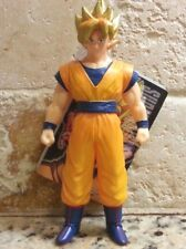 SUPER SAIYAN GOKOU DRAGONBALL Z DRAGON HERO SERIES GOLD HAIR TAG ATTACHED Vegeta