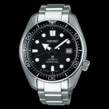 Seiko 1968 JAPAN Made Baby Marinemaster Black 200M Men's Diver's Watch
