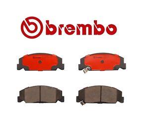 For Honda Civic Accord CRX Front Ceramic Disc Brake Pads Brembo P28055N