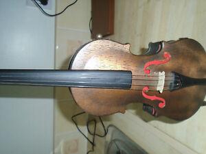 Violin music box. 1960's.