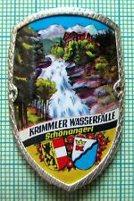 Älterer Stocknagel b13 Gasthof Schönangerl mit Krimml Wasserfälle Ö