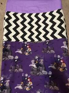 Nightmare Before Christmas Changing pad