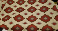 """Schumacher 65783  Sikar Embroidery Pomegranate Fabric, sold by yard, 54"""" wide"""