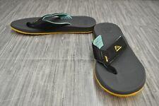 Reef Twinpin Flip Flop Sandals, Men's Size 13, Gray
