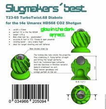 12x Slugmaker´s best Turbo.Twist.68 Slugs f Umarex t4e HDS68 Geschosse cal.68