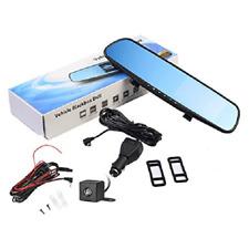 Rearview Mirror Dual Channel DVR Camera Recorder Dash Cam (vehicle blackbox DVR)
