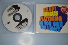 Snap! vs. Plaything ‎– Do You See The Light. CD-MAXI.