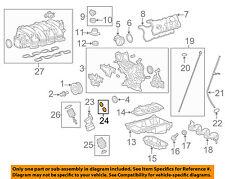 Lexus TOYOTA OEM 13-16 LS460 Engine-Oil Filter Housing O-Ring Seal 9672224030