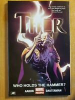 Thor v2 Who Holds the Hammer? great condition Jason Aaron