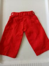 "Vintage 1950's Doll's Pants fits 16"" doll"