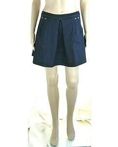 Gonna Donna Minigonna in Jeans TWENTY EASY by KAOS I729 Blu Tg S