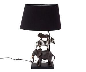 Table Lamp Kid's Room Children Animals Safari Bedside Lamp Children's Lamp