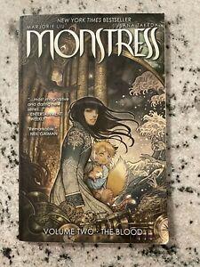 Monstress Vol 2 The Blood Image Comics TPB Graphic Novel Comic Book Liu J589