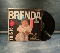 Brenda Lee, This Is Brenda Lee, LP 1960 Stereo VG+/VG