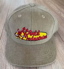 NEW AUTHENTIC VINTAGE WORLD INDUSTRIES SKATEBOARDS BASEBALL ADULT CAP DEVIL LOGO