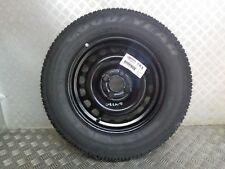2009 VAUXHALL CORSA D 14'' 4 STUD SPACE SAVER SPARE WHEEL & TYRE 185/70R14