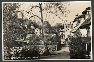 Postcard Helford nr Falmouth Cornwall a General View of The Village RP