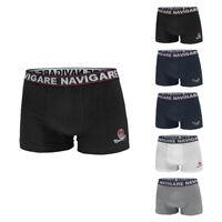 Navigare 322 (Pacco da 6), Boxer Uomo, Multicolore (Bianco/Nero/Antracite/Navi)