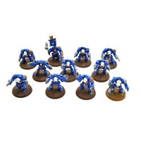 SPACE MARINES 11 terminators / terminator squad close combat weapon #2 PAINTED