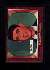 1955 BOWMAN  #301 WILLIAM ENGELN EX-MT F3224
