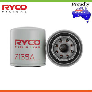 New  Ryco  Fuel Filter For DAIHATSU DELTA V12 3L 4Cyl 1979 -On Part Number-Z169A