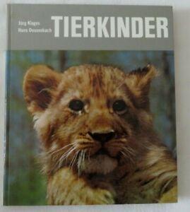 TIERKINDER - Gloria Verlag Sammelalbum 1971 - komplett
