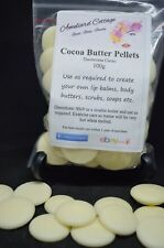 Cocoa Butter Pallets ~ 100g