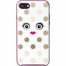 KATE SPADE Framed Picture Dot Monster IPHONE 7 case  NEW