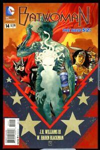 Batwoman #14, #15, #16 (2013, DC) NEAR MINT