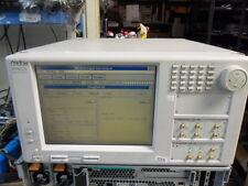 Anritsu MP1632A Opt. 01,02,03 Digital Data Analyzer
