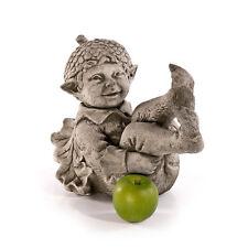Fiona Scott Figur Elfe Steinguss Steinfigur Gartenfigur Statue Skulptur 332819