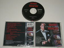 HENRY MANCINI/ROMANTIC MOVIE THEMES(CAMDEN 74321 400602) CD ALBUM