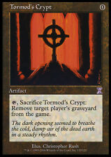 MTG TORMOD's CRYPT - CRIPTA DI TORMOD - TSP - MAGIC