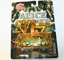 1999 Alice Cooper Diecast Car Welcome to My Nightmare RACING CHAMPIONS #44 NEW